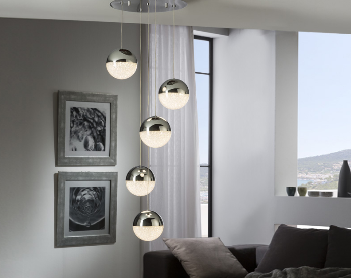 LAMPARA 5L LED·SPHERE·Ø33