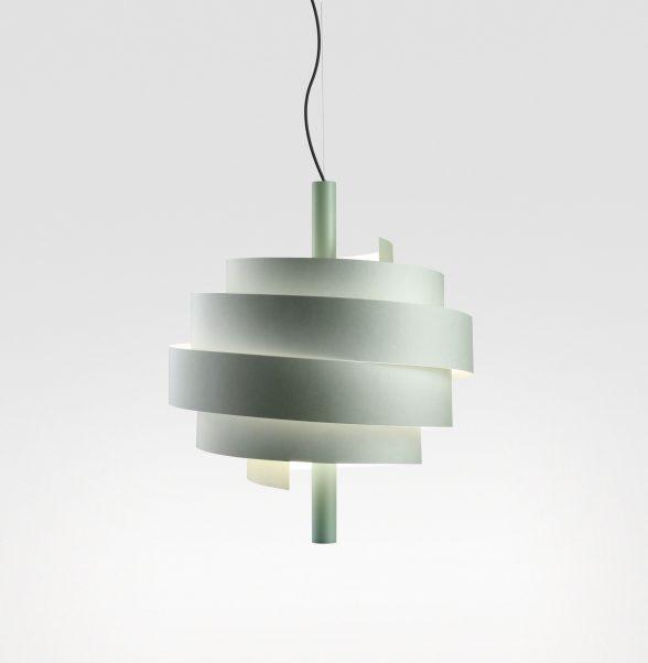 Piola Lámpara Colgante LED 11.7W Verde