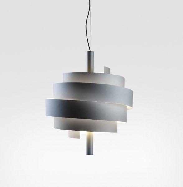 Piola Lámpara Colgante LED 11.7W Grafito