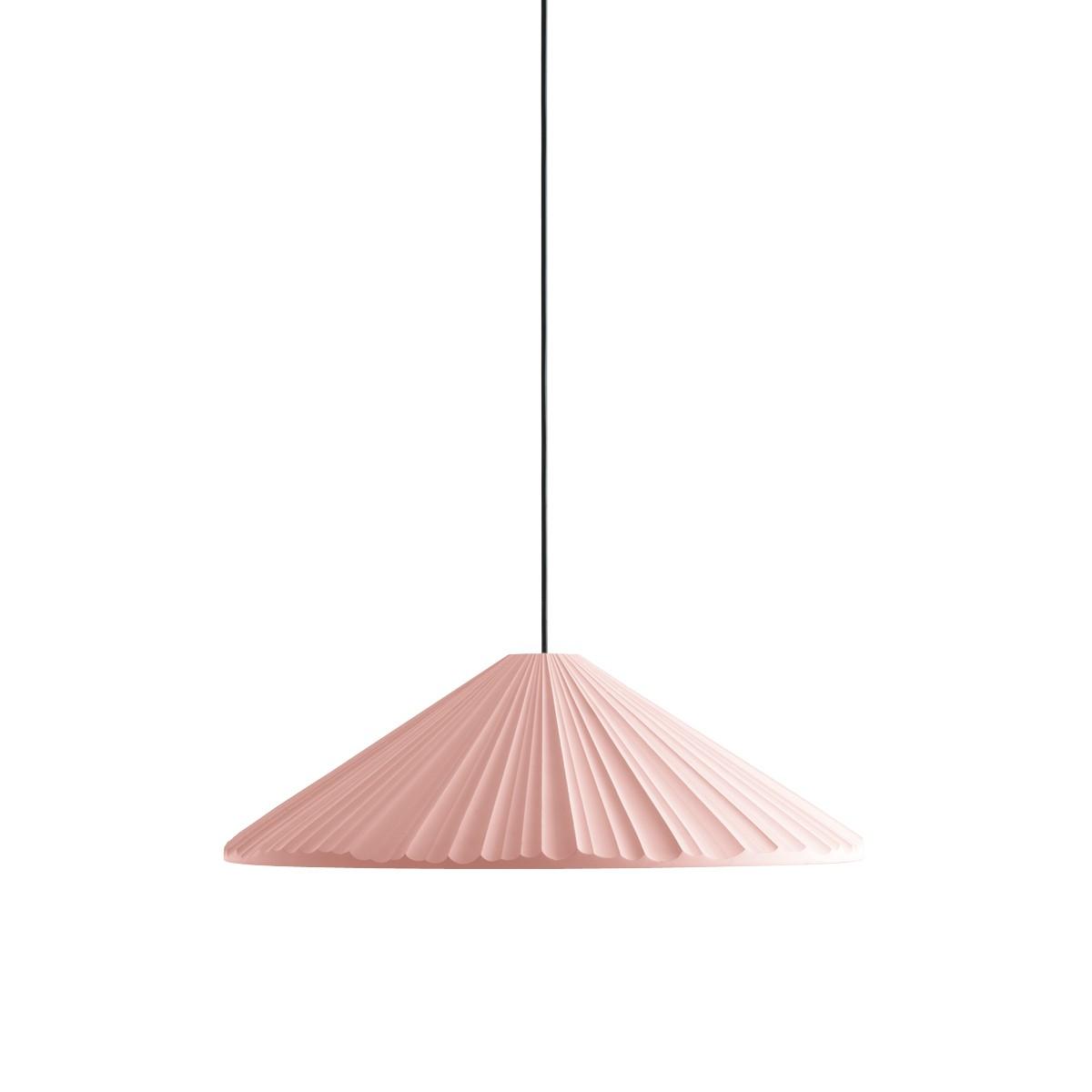 Pu-Ehr Lámpara colgante 42 LED 7,8W Rosa -Blanco