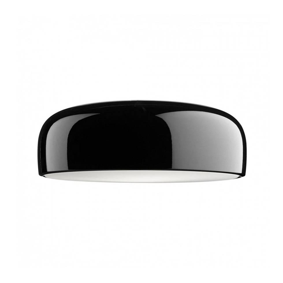 Smithfield C Eco Plafón ø60cm 2G11 3x24w negro