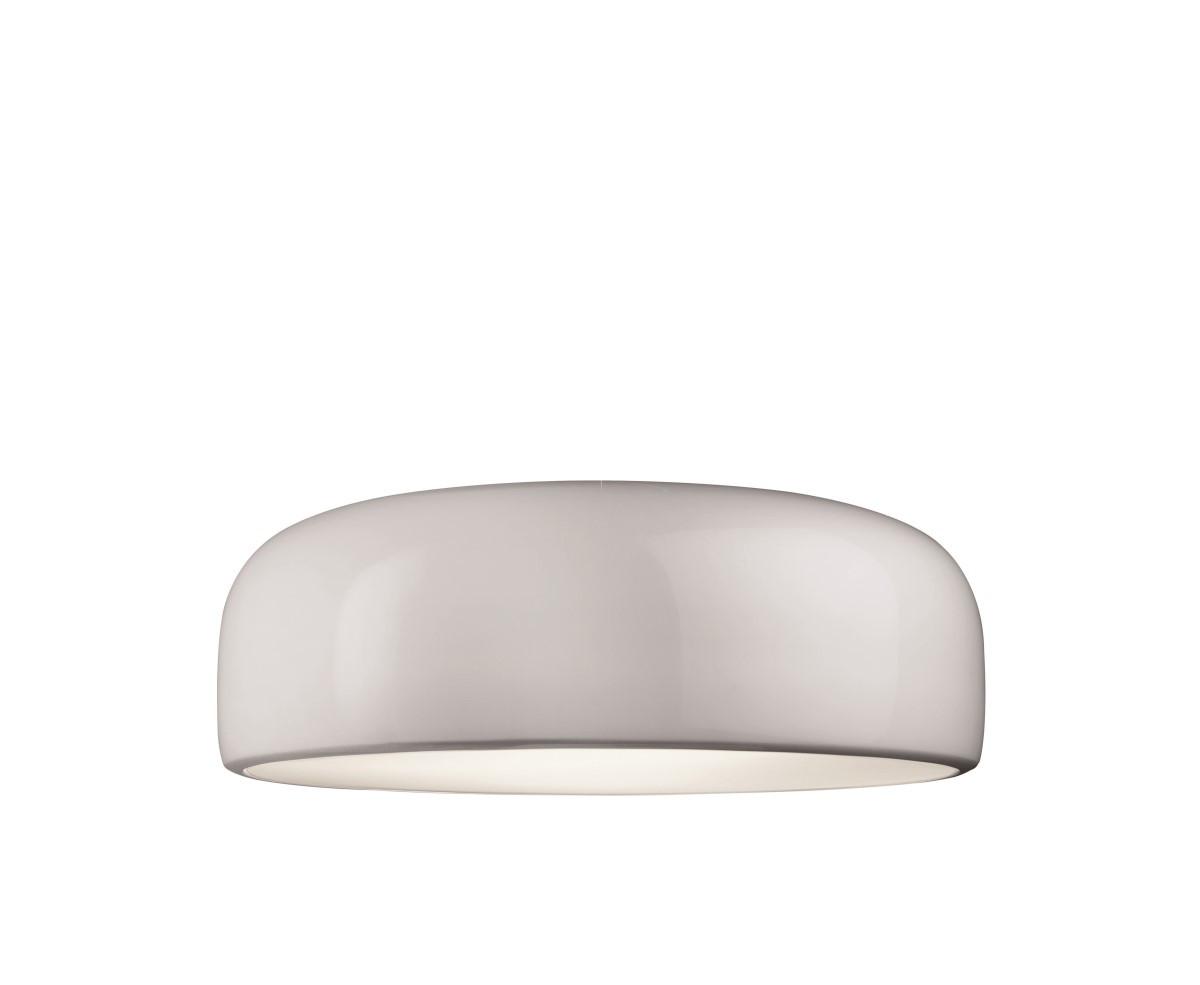 Smithfield C Eco ceiling lamp ø60cm 2G11 3x24w white
