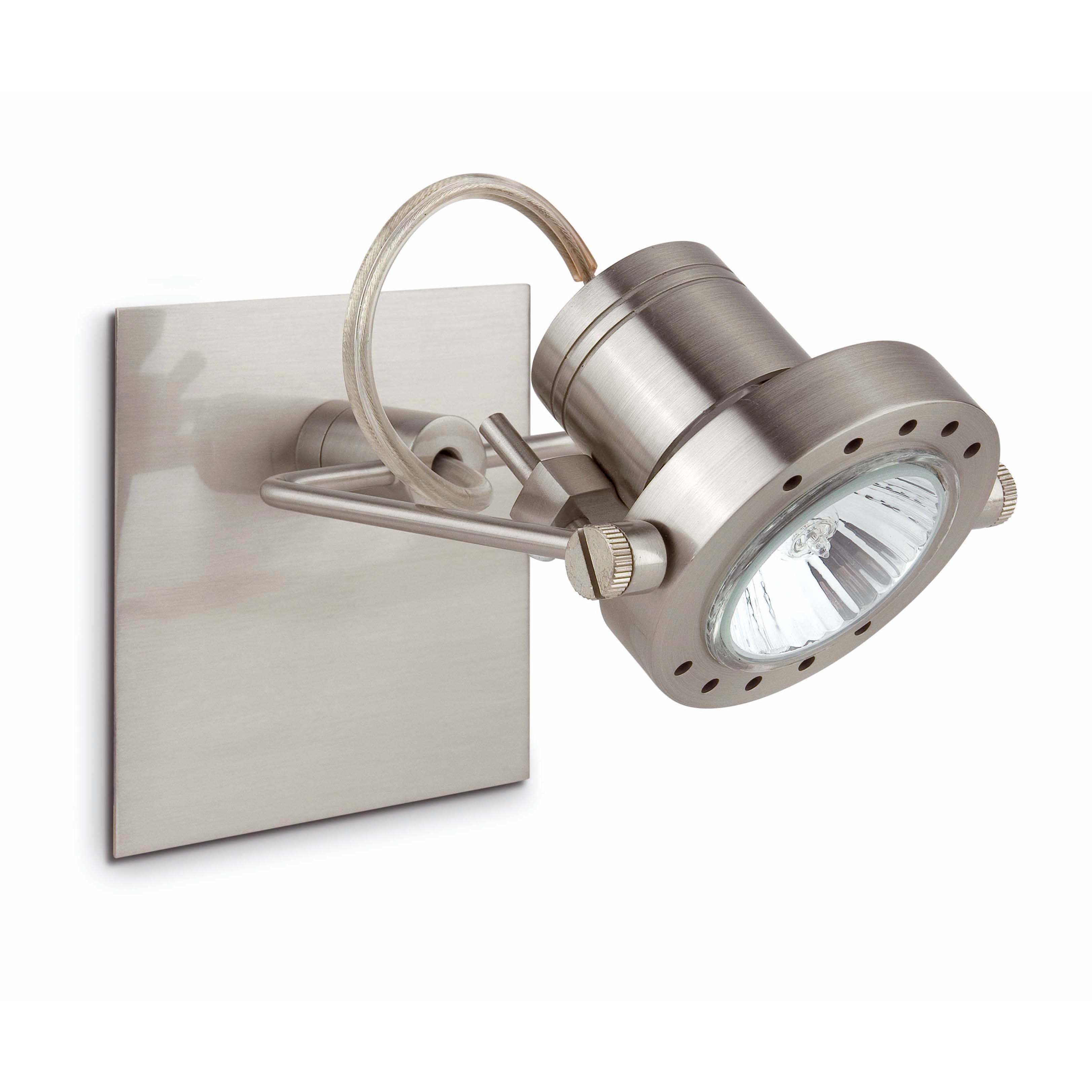 Galaxia 1 Lamp Spotlight Chrome Matt 1L