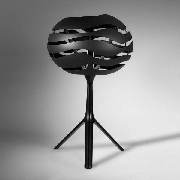 Tree series T35 Table Lamp G9 1x60w - Black