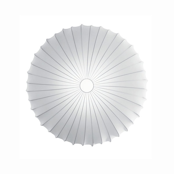 Muse 60 ceiling lamp E27 2x60w White