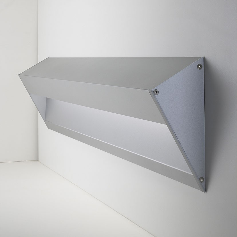 K System KEE 885 Built-in emergency lighting G5 1x21w Matte gray