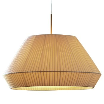 Mei - 60 (Solo Structure) Pendant Lamp without lampshade E27 18w Hierro Black