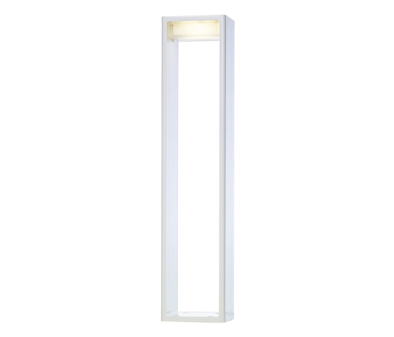 Frame L Faro Esterna 2G7 2x7w - bianco