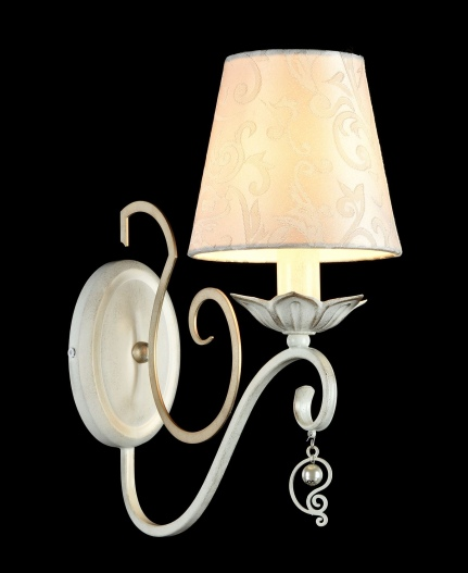 Monile SCONCE 1XE14 (40W) WHITE GOLD