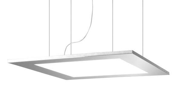Atenea Pendant Lamp 60X60 Silver