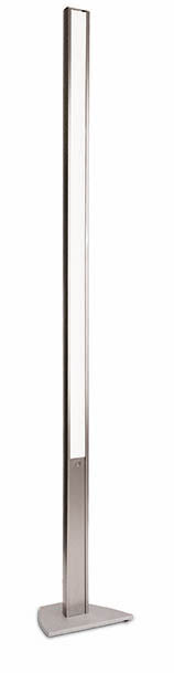 Urano lámpara of Floor Lamp 54 W Chrome