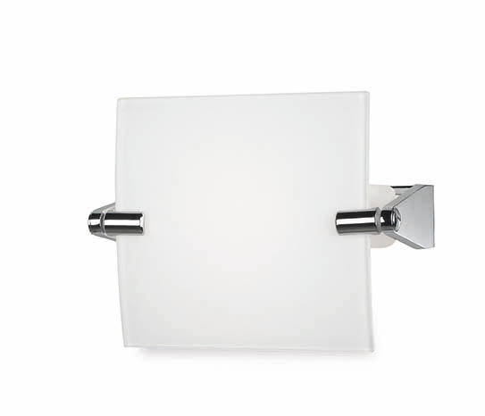 Prisma Wall Lamp Halogen Chrome