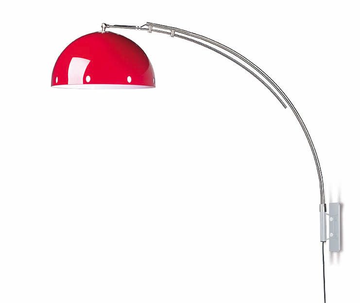 Retro Wall Lamp E27 1x60w white