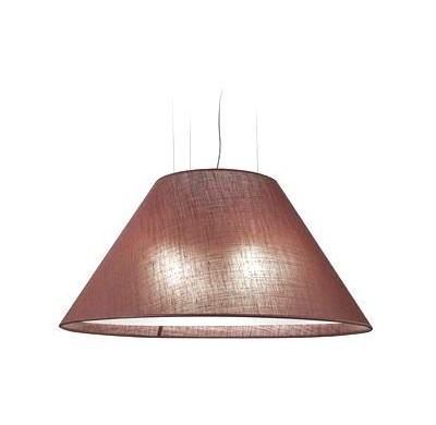 Basic Lamp Pendant Lamp Red
