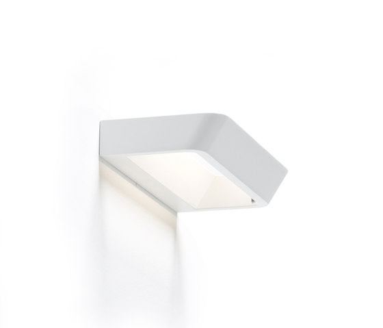 Belvedere W0 Wall Lamp 1xR7s 230W Halogen Structure white Satin
