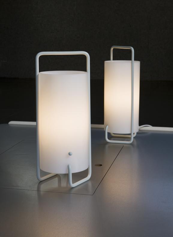 Asa Table Lamp E27 60W - white mate