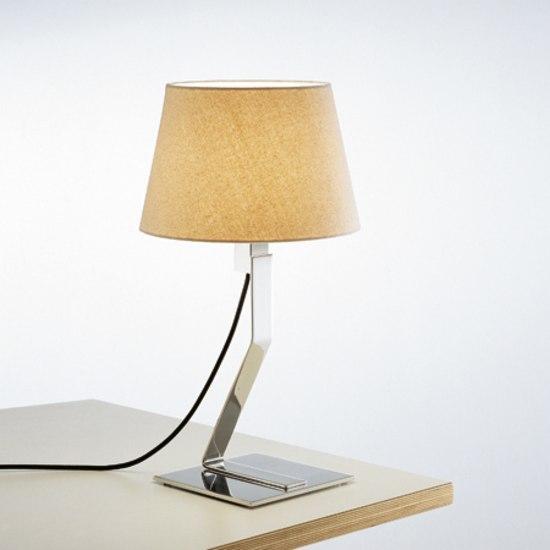 Bach Table Lamp Small Estructura