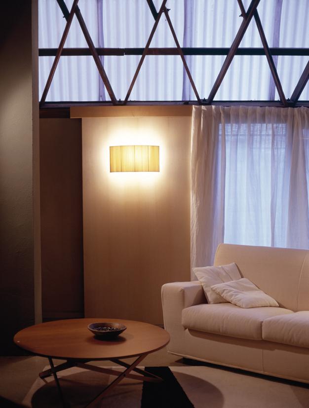 Comodin (Accessory lampshade cuadrada) Siena Alvar Aalto