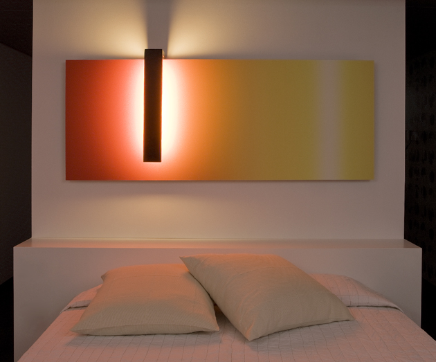 Corso Wall Lamp (estructura brazo) with luz