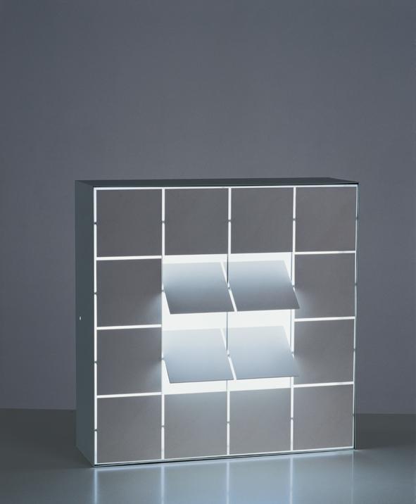 Cubrik Conjunto opcional de dos tapas Superior e Inferior blanca s