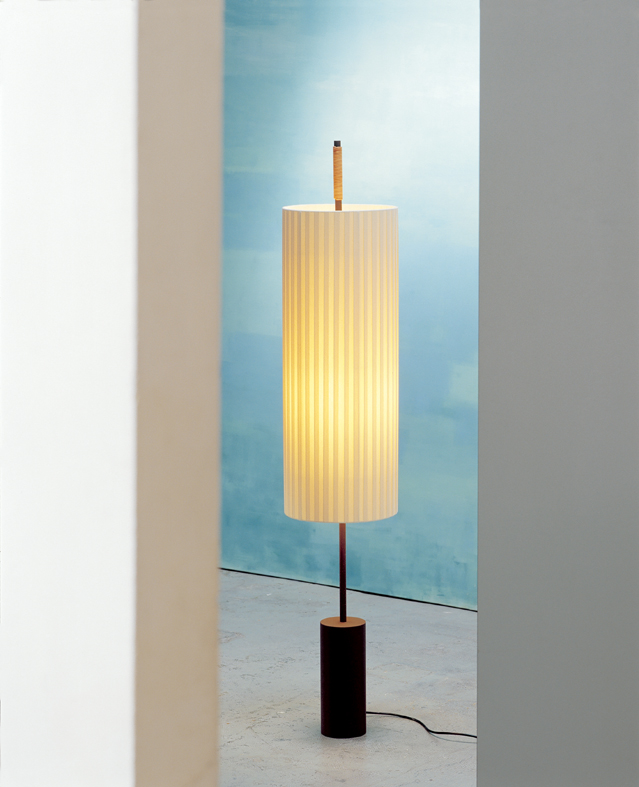 Dorica lámpara of Floor Lamp estructura