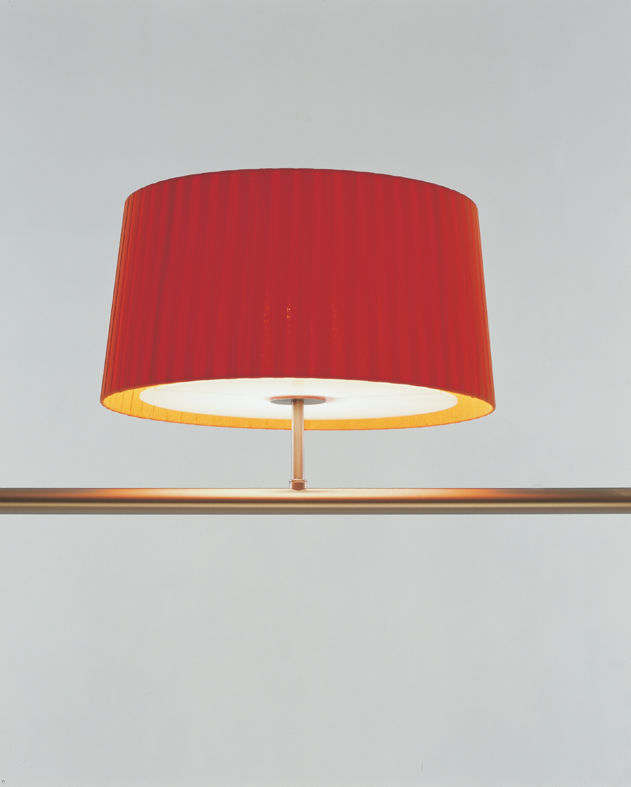 Sistema Gran Fonda (Accessory) lampshade for Pendant Lamp - Cinta mostaza raw colour