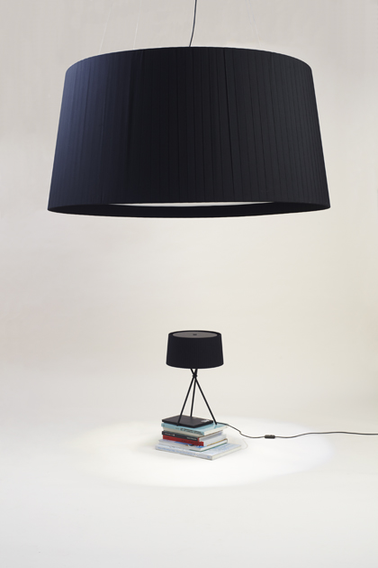 GT1 (Sólo Structure) Lamp Pendant Lamp Structure eléctrica Fluorescent circular