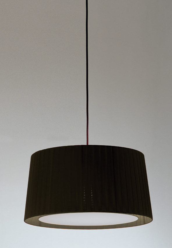 GT5 (Accessory) lampshade for Pendant Lamp 62cm - Cinta black