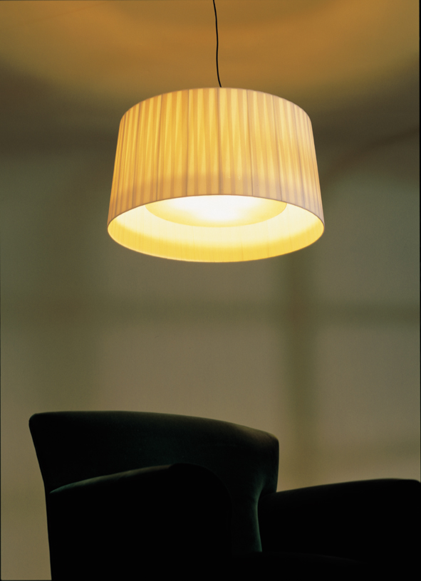 GT7 (Accessory) lampshade for Pendant Lamp 90cm - Cinta Crude