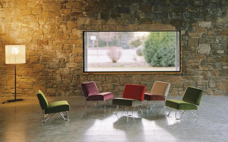 Ibiza armchair fabric Cliente