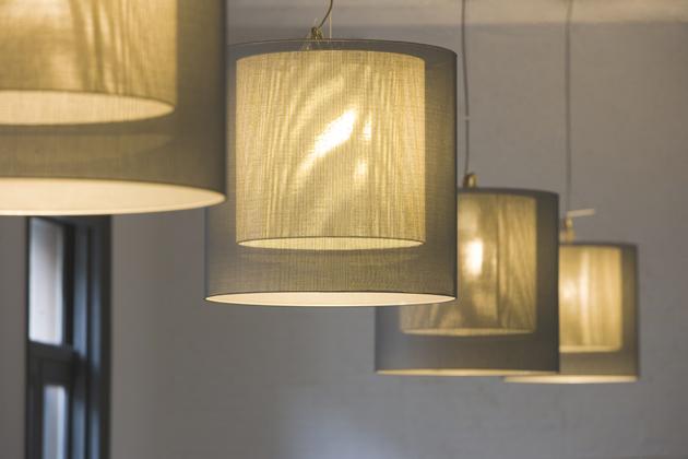 Moaré Pendant Lamp Estructura