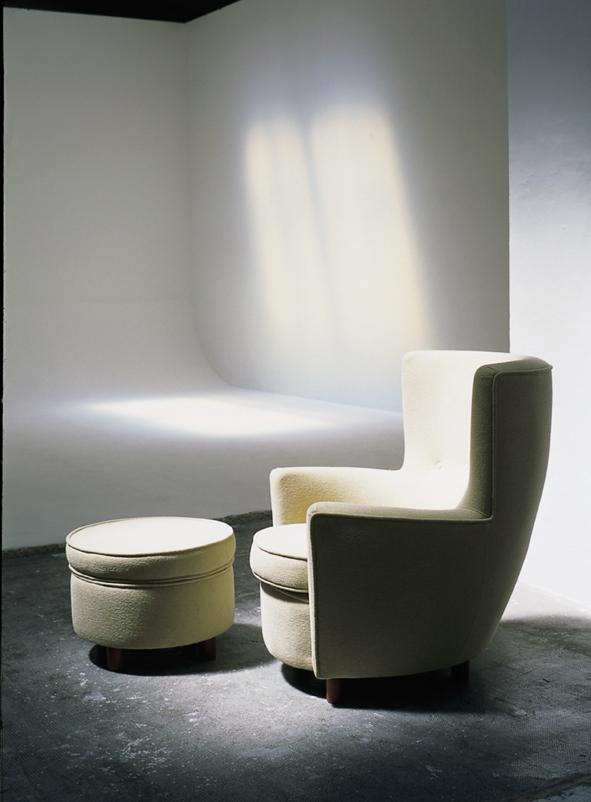 Moragas sillón tela cliente