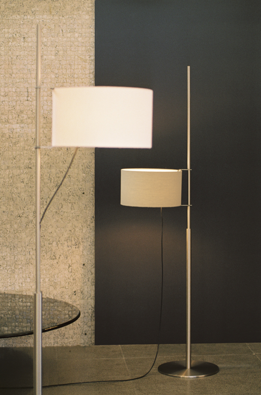 TMD lámpara of Floor Lamp (Structure) Niquel