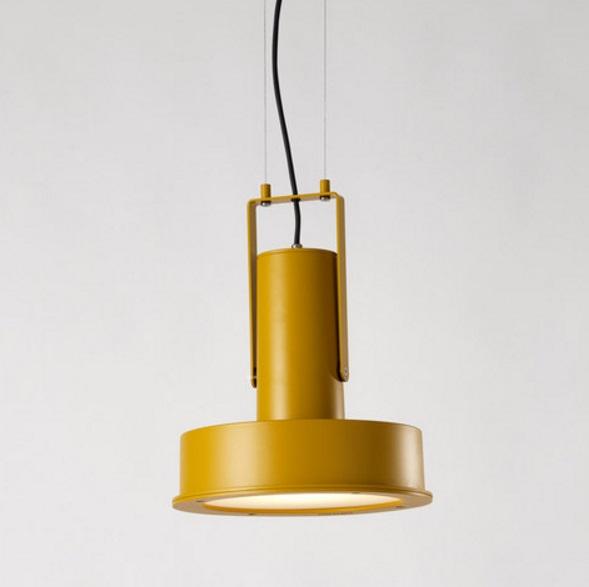 Arne DomusPendant Lamp LED 33W - Mostaza