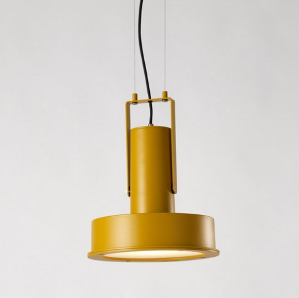 Arne DomusLâmpada pingente LED 33W - Mostaza