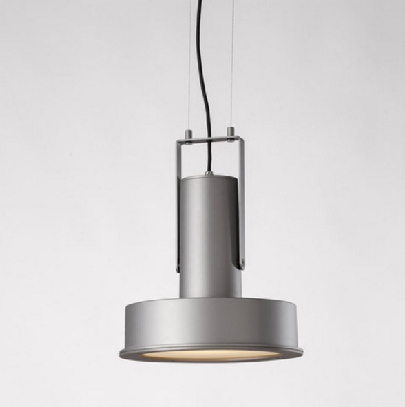 Arne DomusLâmpada pingente LED 33W - Alumínio