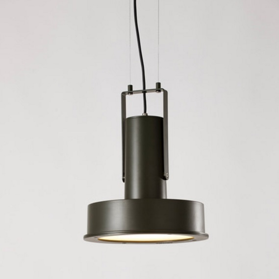 Arne Domus	Pendant Lamp LED 33W - Green
