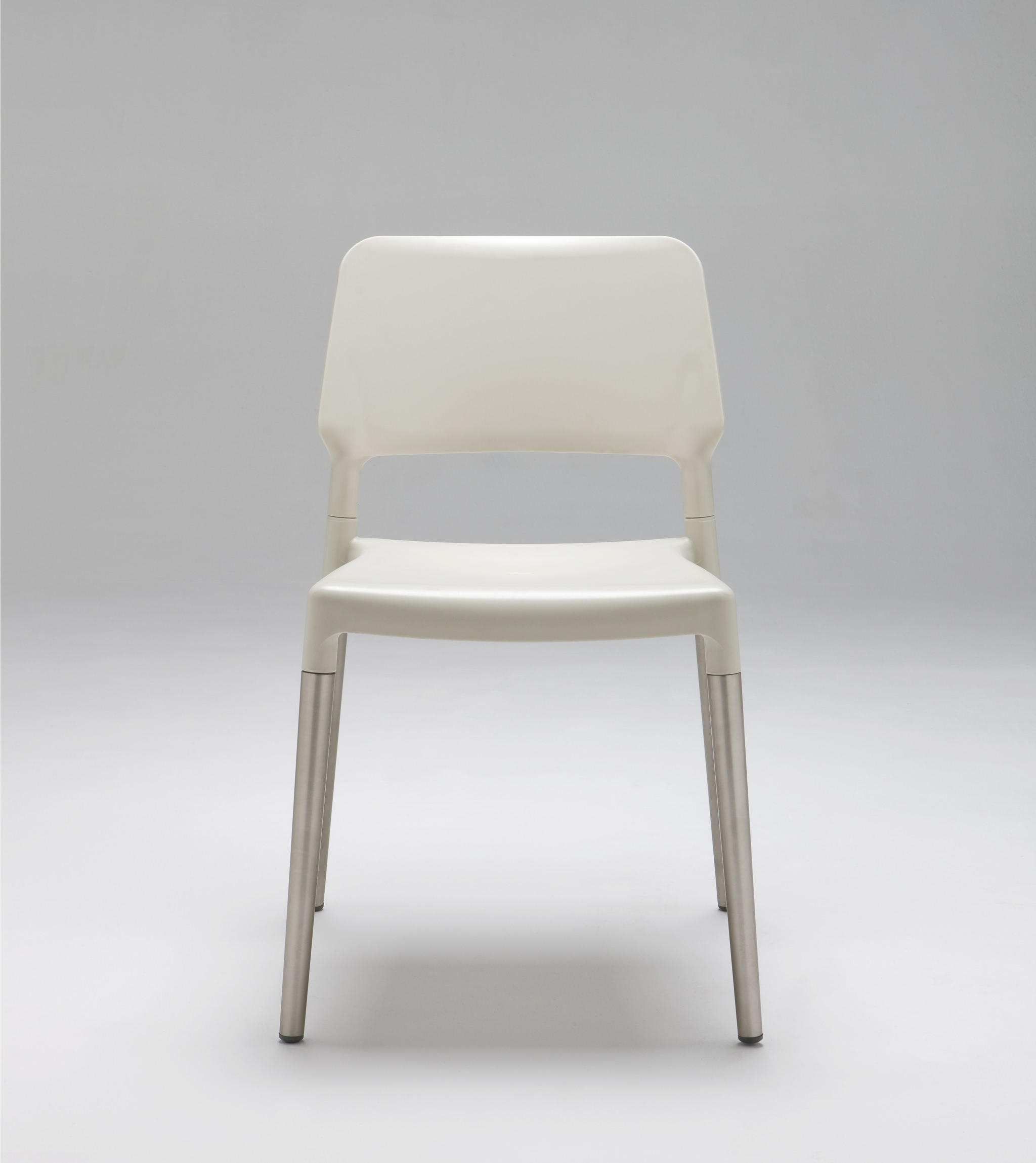 Belloch chair polipropileno and Aluminium (indoor and outdoor) white