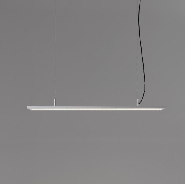 blancowhite R3 Lámpara Colgante LED 33W - blanco Santa Cole