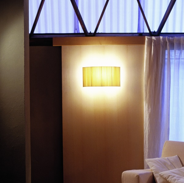Comodin/Singular Wall Lamp (Solo Structure) E27 60W - chromed