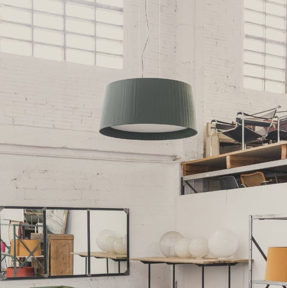 GT1000 (Accessory) lampshade for Pendant Lamp 100cm - Cinta Crude