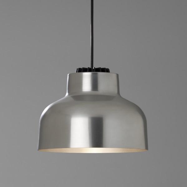 M64 (accesorio) pantalla para lámpara Colgante - Aluminio pulido