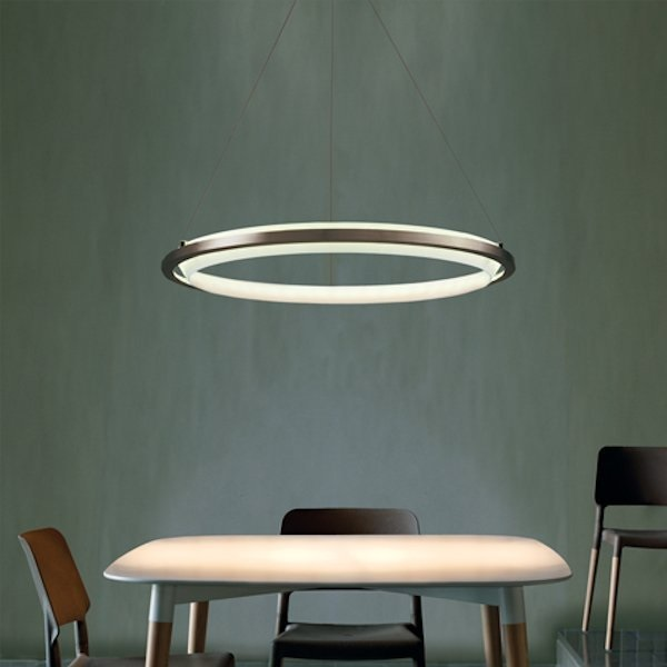 Nimba 60 Lampe Suspension 60cm LED - d´Or