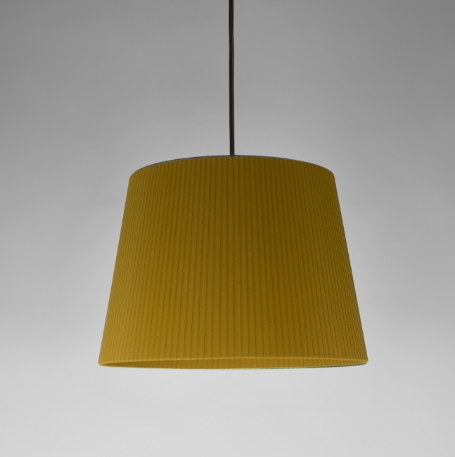 Sistema Sisisí GT1 (Accessory) lampshade for Pendant Lamp 45cm - Cinta mostaza raw colour