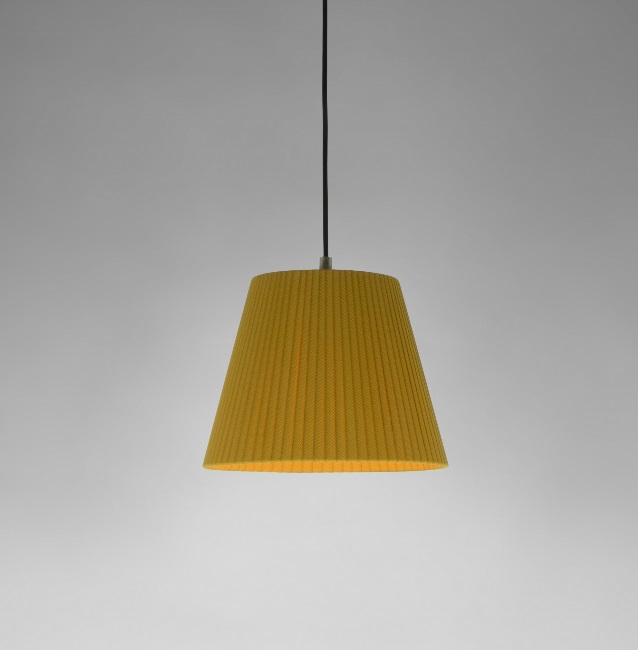 Sistema Sisisí GT3 (Accessory) lampshade for Pendant Lamp 36cm - Cinta mostaza raw colour