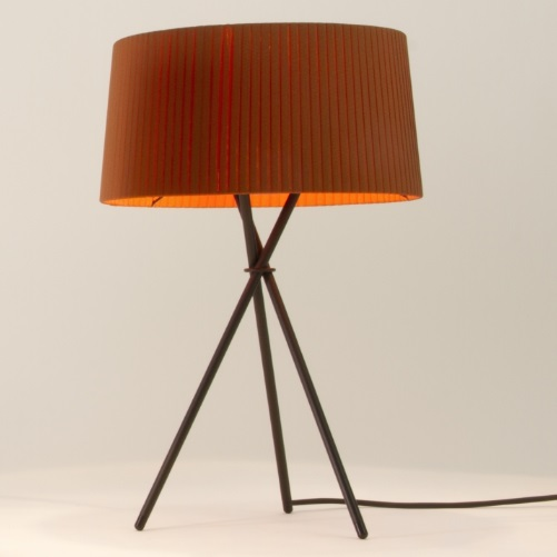 Tripode G6 (Accessory) lampshade for Table Lamp 62cm - Cinta tile raw colour