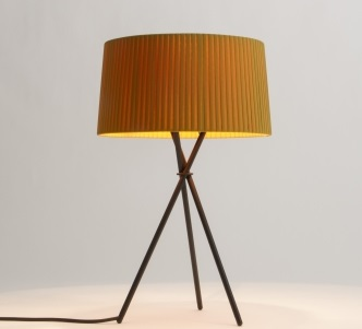 Tripode M3 (Accessory) lampshade 31cm - Mostaza raw colour