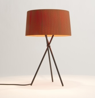 Tripode M3 (Accessory) lampshade 31cm - tile raw colour