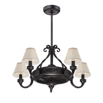 Fandeliers Pendant Lamp indoor 5xE14 13W Bronze