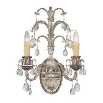 Mª Antonieta Wall Lamp indoor 2xE14 60W